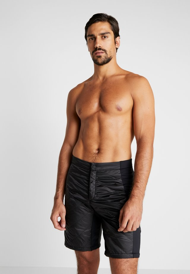 ALUM - Pants - black