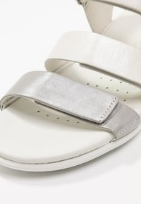 ECCO - FLASH - Sandals - wild dove/white shadow/white - 2