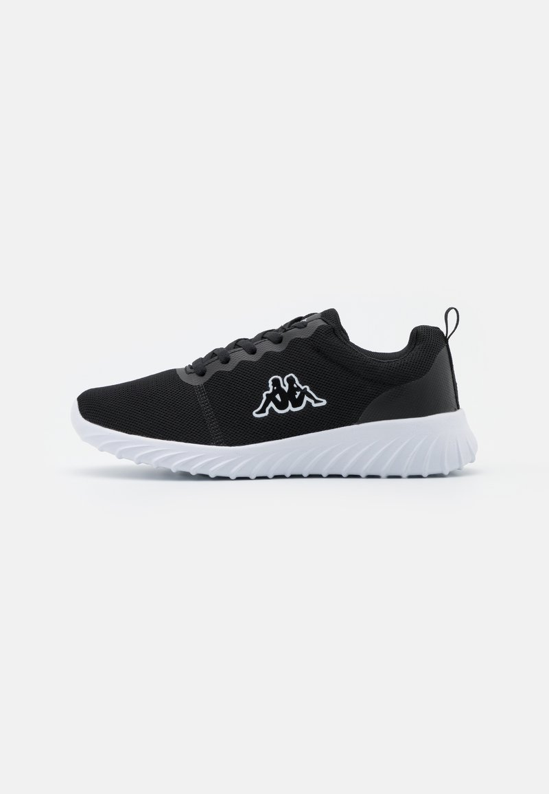 Kappa - CES NC UNISEX - Zapatillas de entrenamiento - black/white