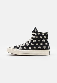 Converse - CHUCK TAYLOR ALL STAR 70 UNISEX - Zapatillas altas - black/egret - 0