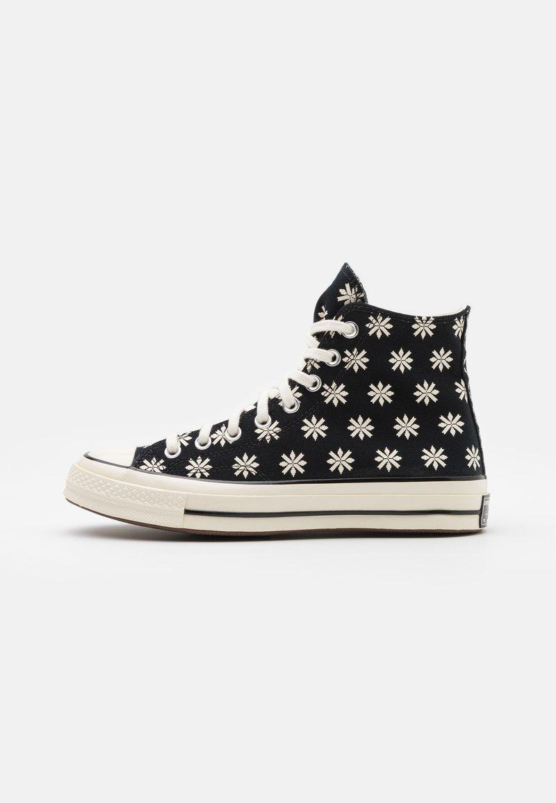 Converse - CHUCK TAYLOR ALL STAR 70 UNISEX - Zapatillas altas - black/egret
