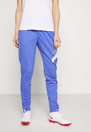 DRY ACADEMY PANT - Joggebukse - sapphire/white/topaz gold