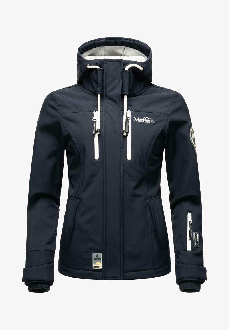 Marikoo - Outdoor jacket - black