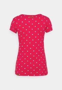 Ragwear - DOTS - T-shirts med print - red - 1