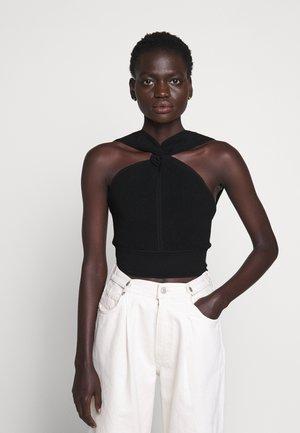 RAENI SOLID - Top - black