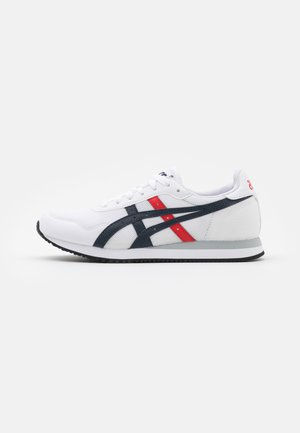 TIGER RUNNER UNISEX - Trainers - white/midnight