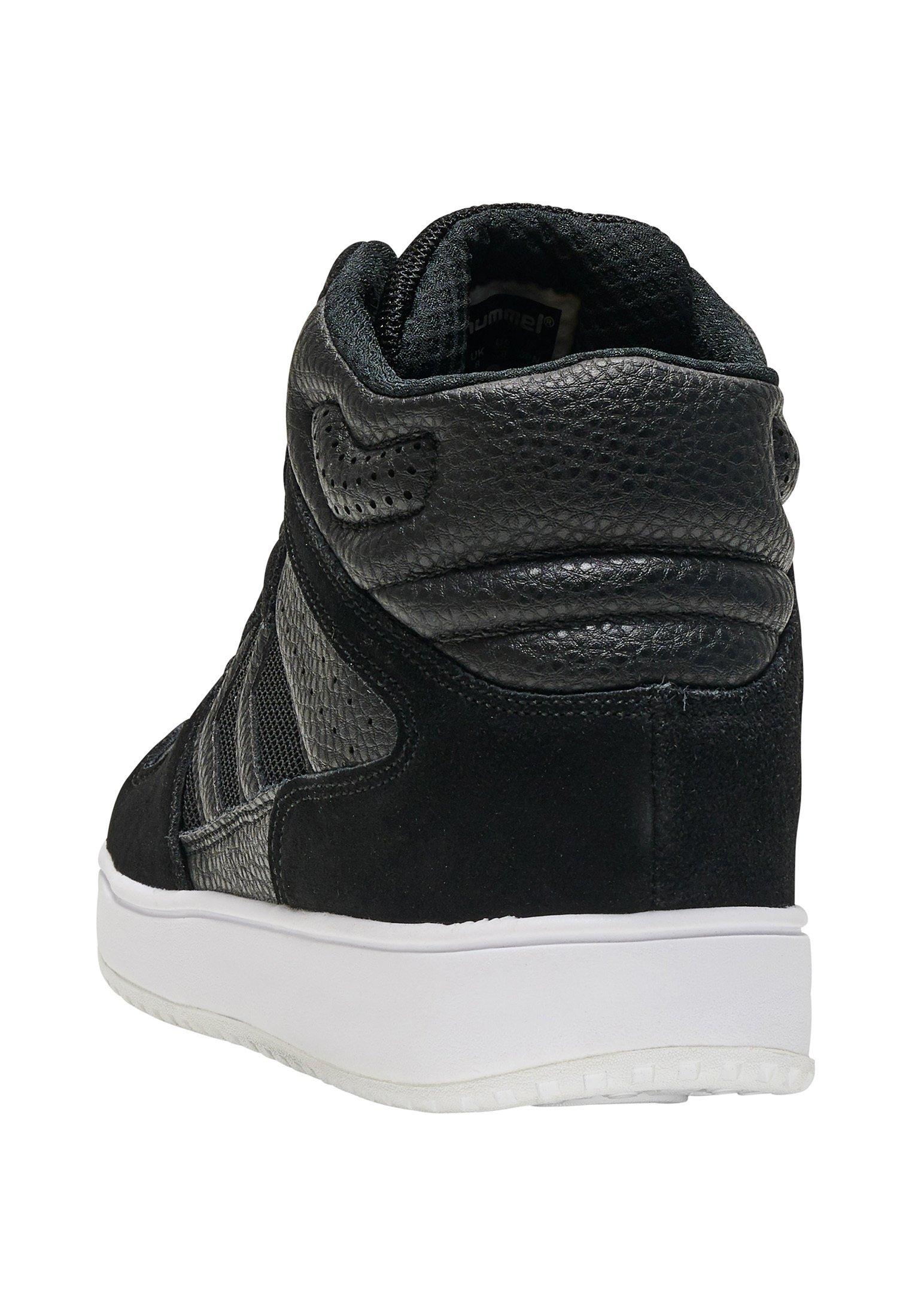 Hummel ST POWER PLAY MID - Sneaker high - black/schwarz - Herrenschuhe FbWQQ