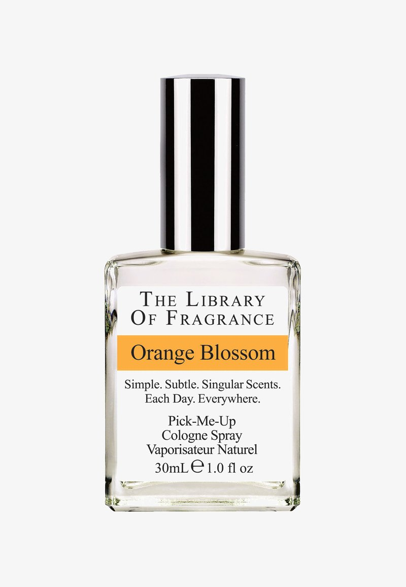 The Library of Fragrance - EAU DE COLOGNE - Eau de Cologne - orange blossom
