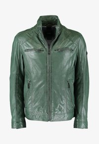 DNR Jackets - Leather jacket - tanne - 0
