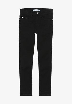 SKINNY SUST STRETCH - Skinny džíny - black