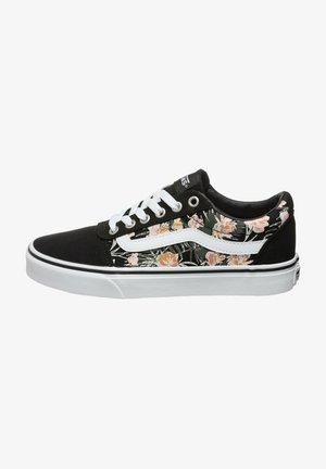 WARD DAMEN - Trainers - palm floral / black / white