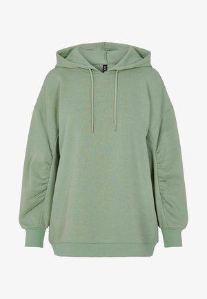 FRANCI  - Hoodie - aqua gray