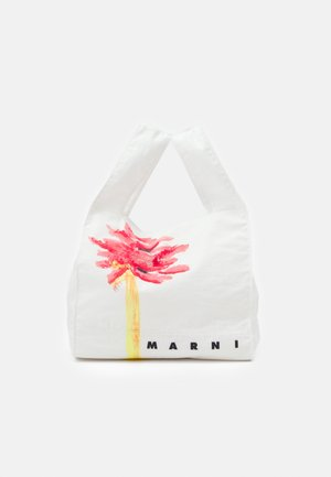 BORSA - Shopping bag - milk