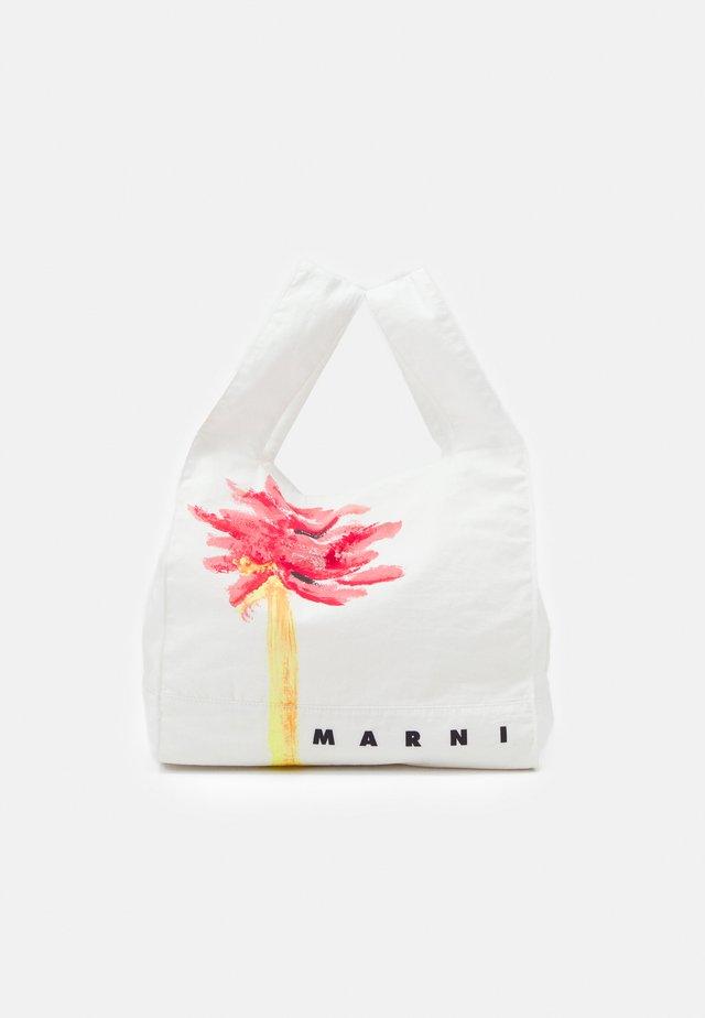 BORSA - Shopping bags - milk