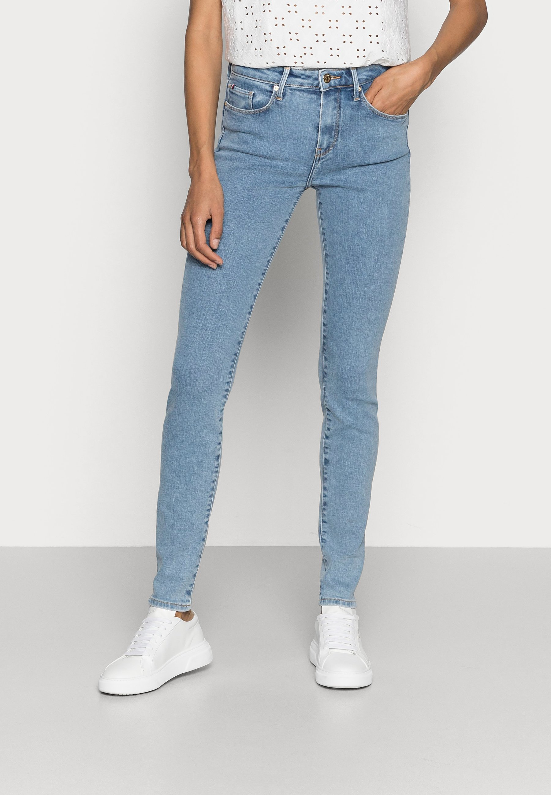 Damen COMO SKINNY - Jeans Skinny Fit