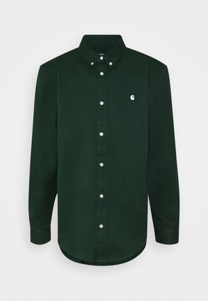 MADISON SHIRT - Shirt - bottle green