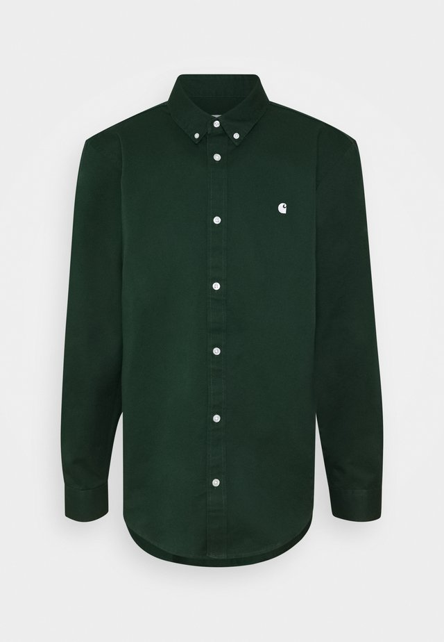 MADISON SHIRT - Koszula - bottle green