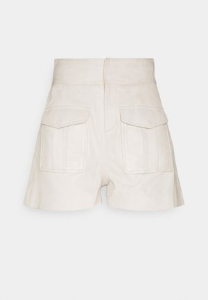 Shorts - antique white