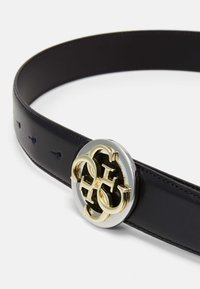 Guess - ADJUSTABLE BELT - Cinturón - black - 2