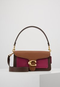 Coach - COLORBLOCK TABBY SHOULDER BAG - Kabelka - multi-coloured/purple - 0