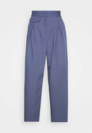 NIGELLA TROUSERS - Trousers - steel blue