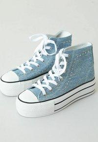 Pimkie - High-top trainers - blau - 1