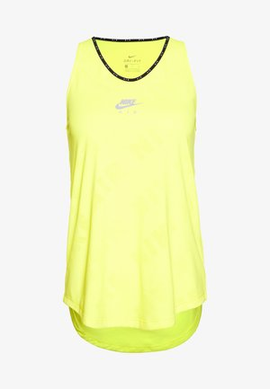 AIR TANK - Funktionsshirt - opti yellow/reflective silver