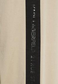 KARL LAGERFELD - PAPERBAG PANTS - Pantalon classique - hummus - 2