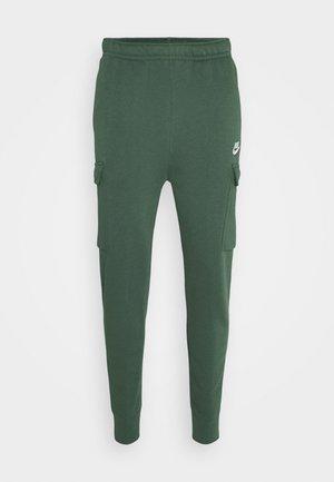 CLUB PANT - Pantaloni cargo - galactic jade/galactic jade/white
