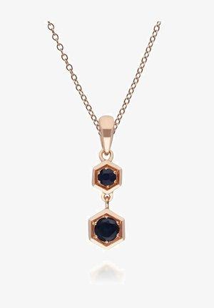 Necklace - purple