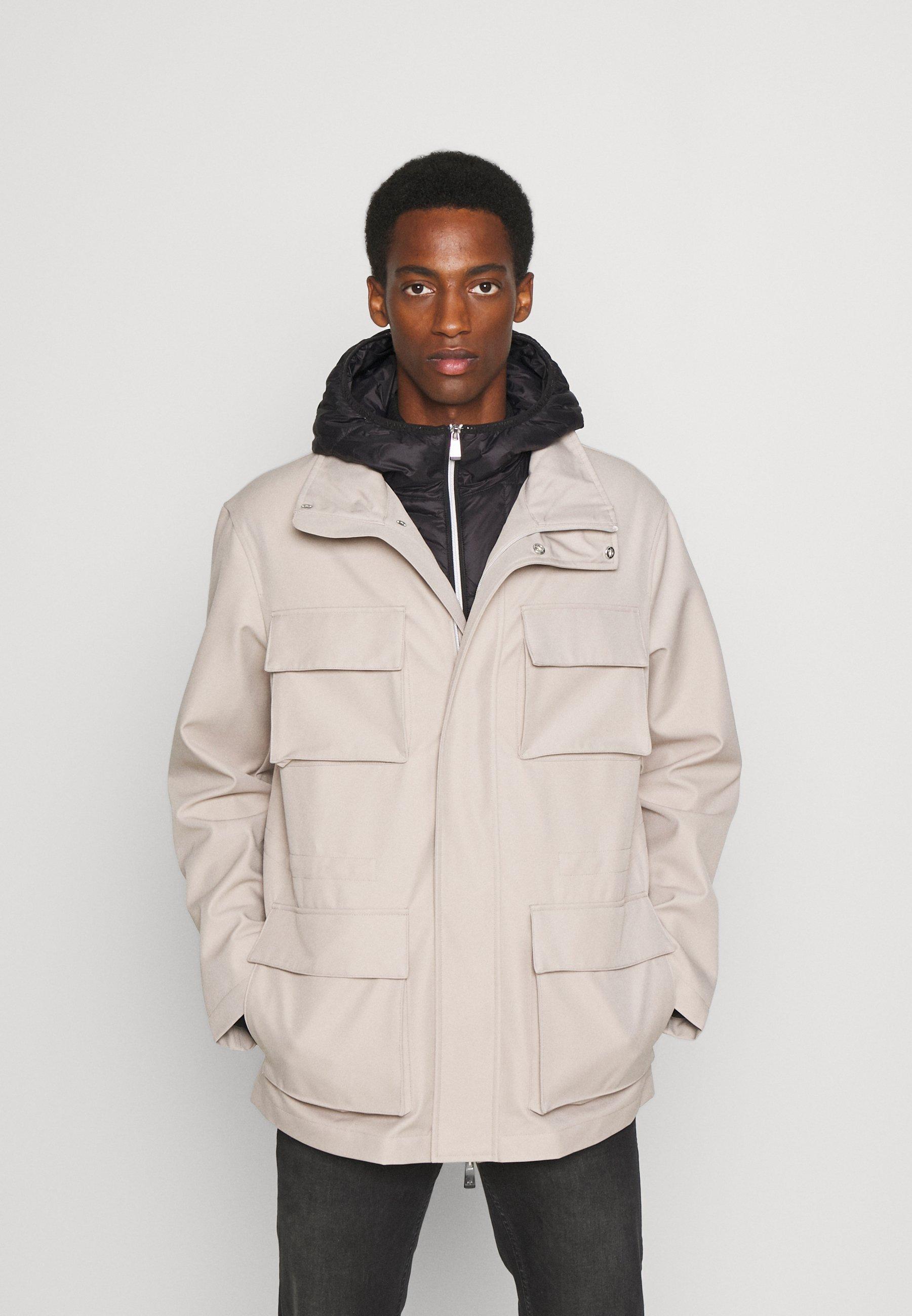 Homme CABAN COAT - Veste d'hiver