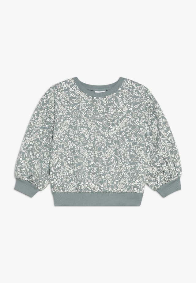 SOPHIE SLOUCH CREW - Sweater - stormy sea