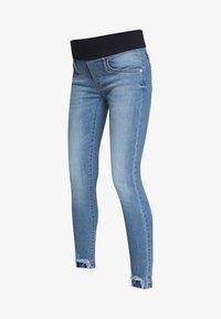 Pietro Brunelli - DEREK - Slim fit jeans - light wash - 3