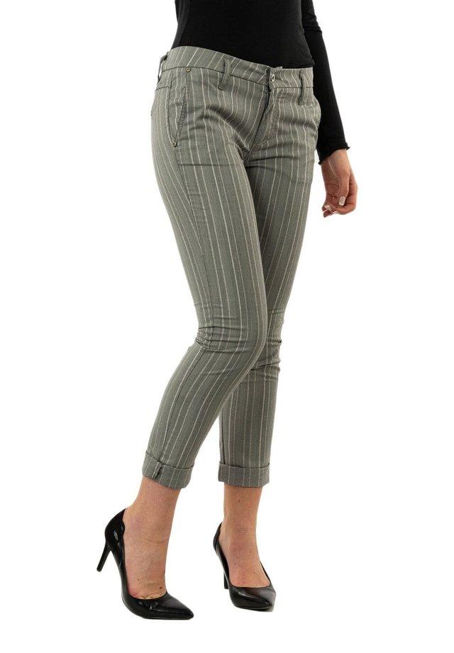 Pantalon classique - gris