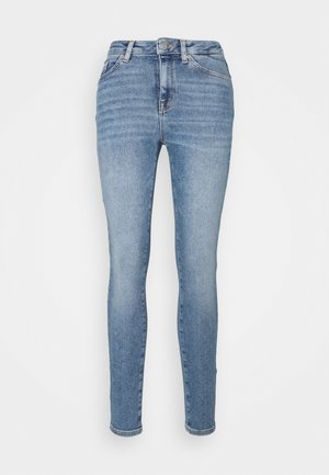 SLFSOPHIA SKINNY - Skinny džíny - medium blue denim