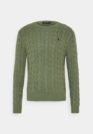CABLE - Pullover - lovette heather