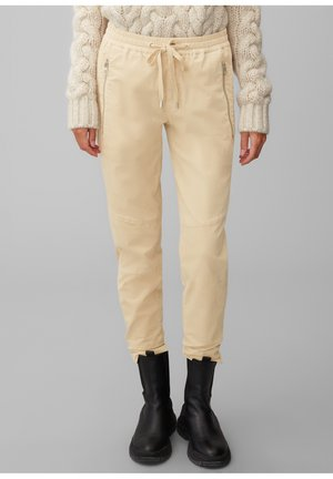 Tracksuit bottoms - chalk white