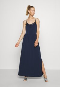 Vero Moda - VMDITTA SINGLET ANCLE DRESS - Robe longue - navy blazer - 0