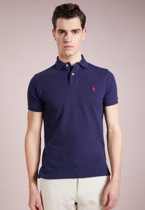 CUSTOM FIT - Polo shirt - newport navy