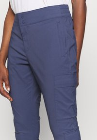 Columbia - FIRWOODCARGO PANT - Trousers - nocturnal - 3