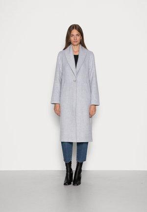 DOUBLE CLOTH BLANKET COAT  - Klasický kabát - grey