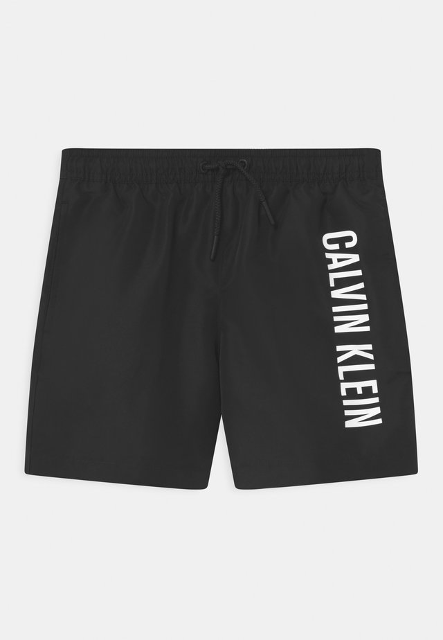 MEDIUM DRAWSTRING - Zwemshorts - black