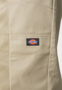 Dickies - DOUBLE KNEE WORK PANT - Trousers - khaki - 4