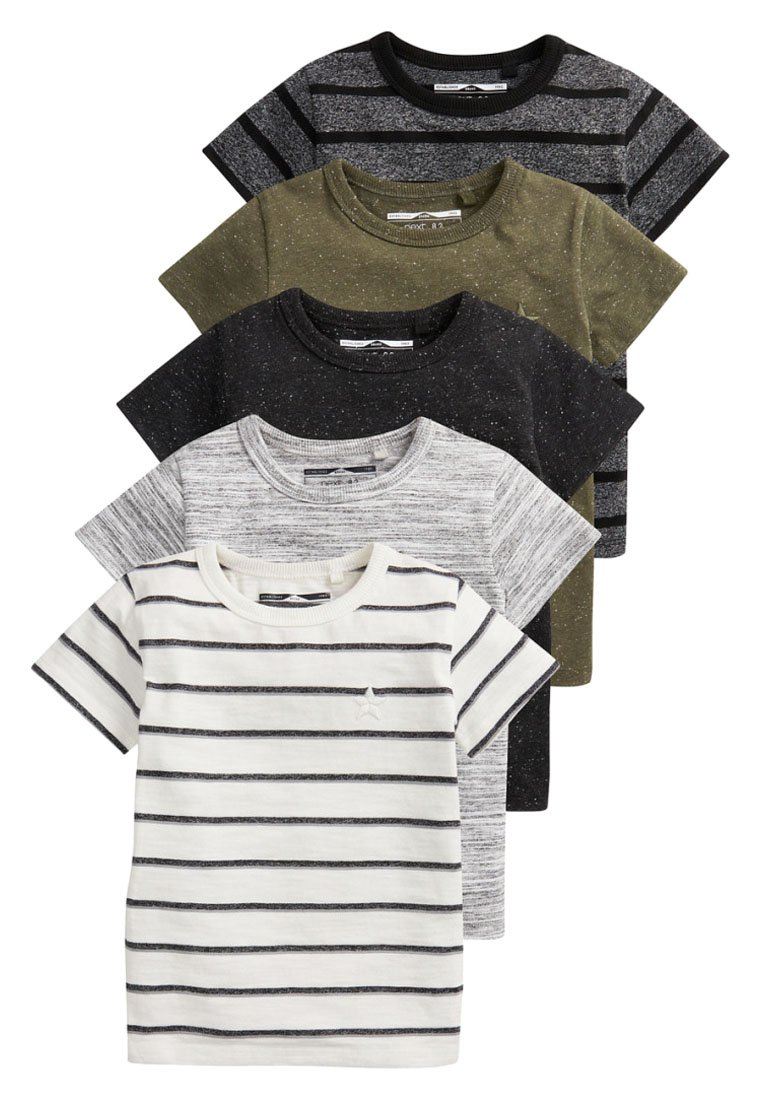 Bambini FIVE PACK - T-shirt con stampa
