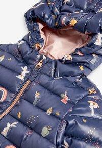 Next - Winter jacket - blue - 3