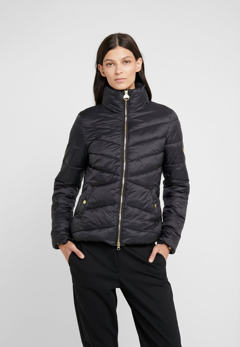 Barbour International - DUAL QUILT - Light jacket - black