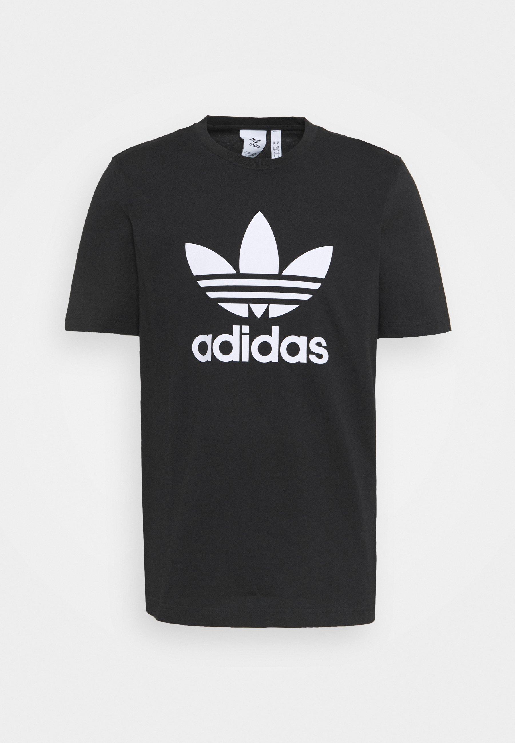 Damen TREFOIL T-SHIRT ORIGINALS ADICOLOR - T-Shirt print