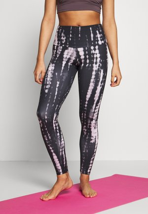 HIGH RISE LEGGING - Medias - night sky
