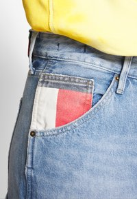 Tommy Jeans - TAPERED CARPENTER - Vaqueros tapered - light-blue denim - 4