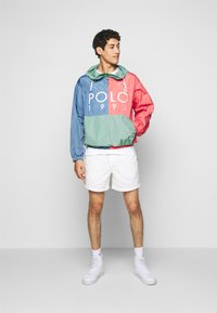 Polo Ralph Lauren - COLOR BLOCK - Windbreaker - green/blue - 1